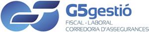 G5 Gestió - Fiscal - Laboral - Corredoria d'Assegurances
